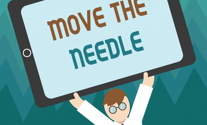 Move the needle. Make a notable difference in your business leveraging financial management tools.