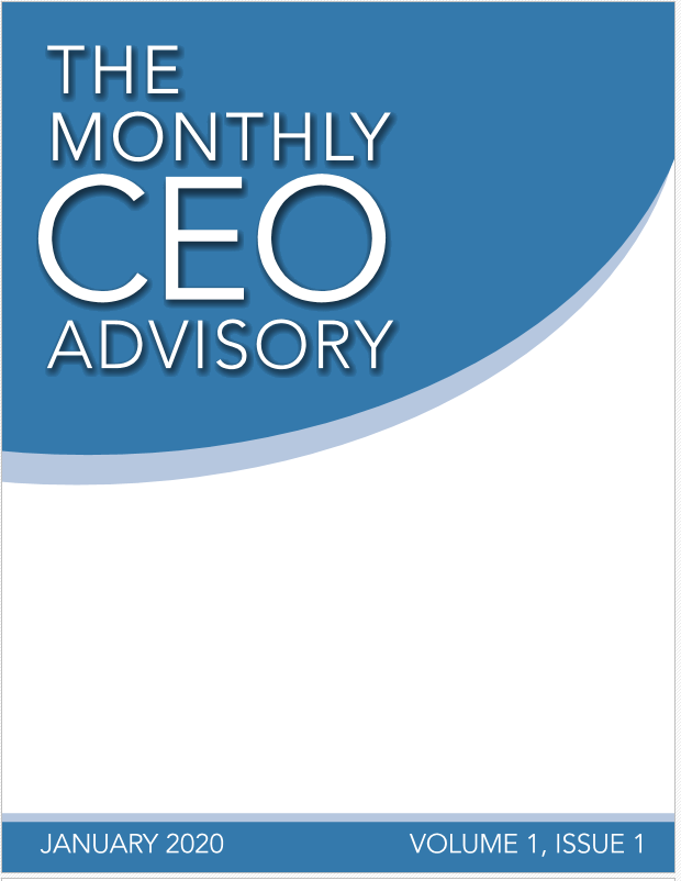 CEO Advisory January 2020